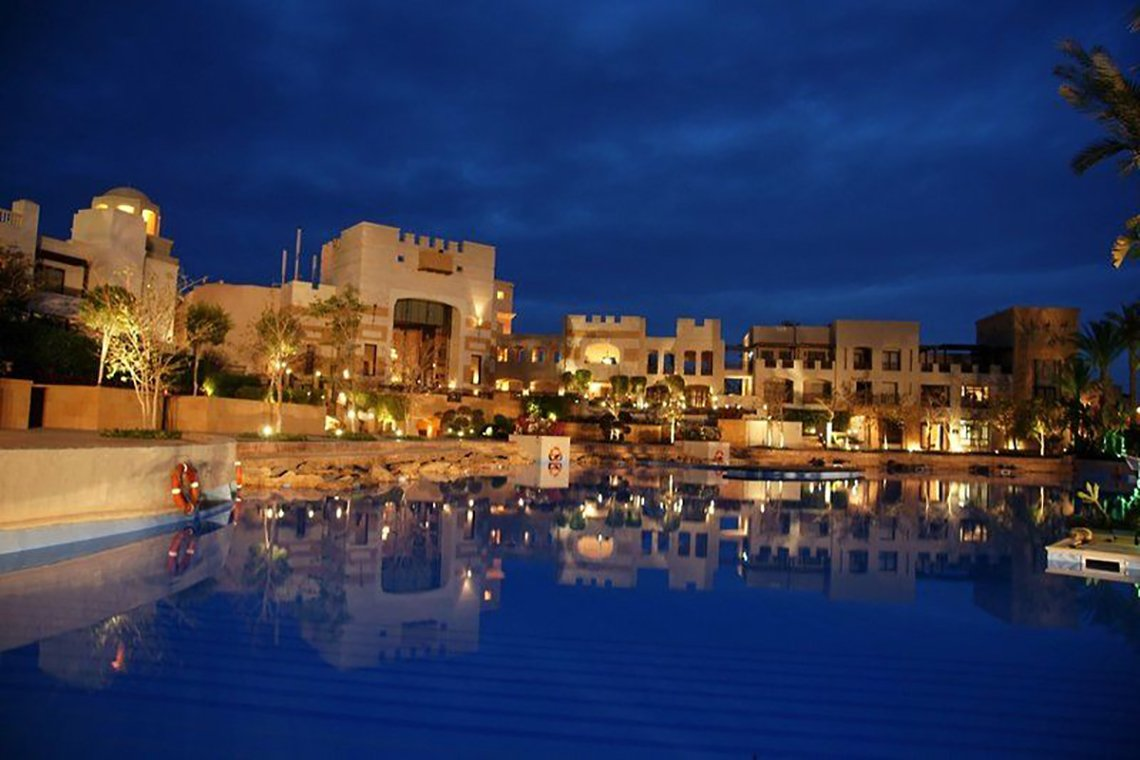 The Palace Port Ghalib / Marsa Alam