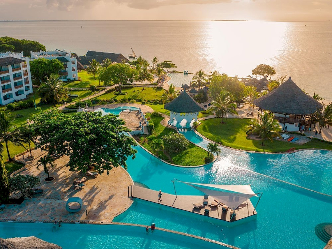 The Royal Zanzibar Beach Resort / Sansibar
