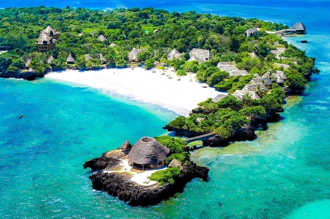 The Sands at Chale Island Resort / Kenia
