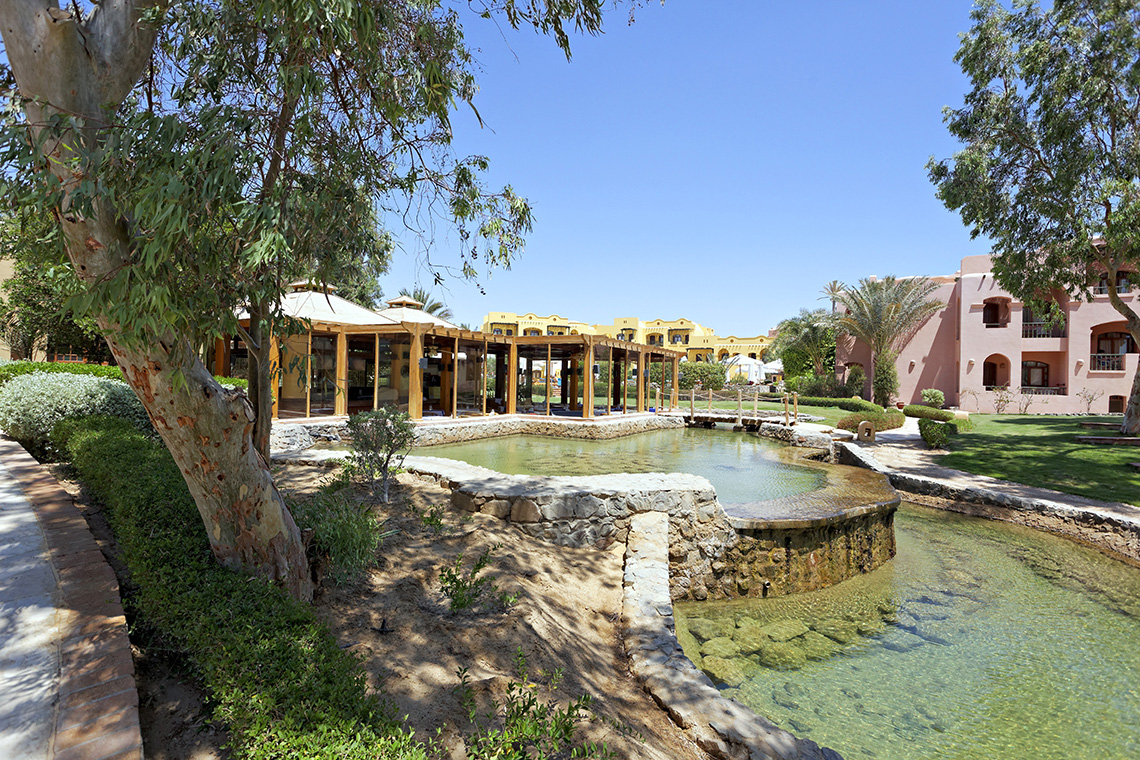 Three Corners Rihana Inn Resort  / Hurghada