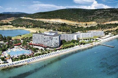 Izmir Kusadasi Tusan Beach Resort